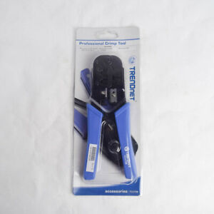 Trendnet Crimping Tool 8P/Rj-45 & 6P/Rj-12 Rj-11 Crimp Cut & Strip Tool TC-CT68