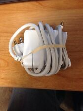 Lot of 5 Genuine Apple iBook G3/G4 45W charger (A1036) with Extension cable
