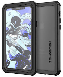 For Apple iPhone X Case | Ghostek NAUTICAL Full Body Shockproof Waterproof Cover
