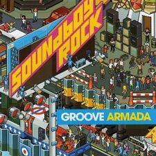 GROOVE ARMADA Soundboy Rock CD BRAND NEW