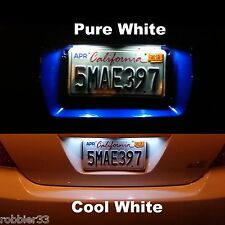 License Plate Led Lights (fits: civic integra del sol 350z scion tc  )