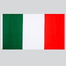 BANDIERA GRANDE ITALIA ITALIANA ITALY MONDIALI CALCIO ROME ITALIAN BIG FLAG ITA