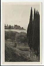 CARTOLINA ANTICA DI LAGO DI GARDA SAN VIGILIO 1931