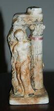 Statuina Venere senza braccia in ceramica pugliese liquore Beltion mignon OMA19