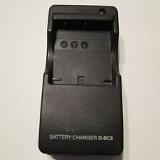 D-BC8 DBC8  Charger for Pentax D-LI8 Battery  Optio A10 W10 W20 WP A30 L20