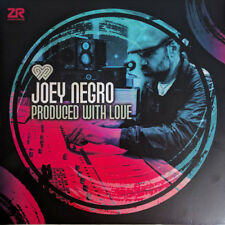 Joey Negro Produced With Love New Vinyl Triple LP Album SEALED !!!