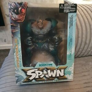 Spawn OVERTKILL III Deluxe Box Figure Classic Series Twenty McFarlane