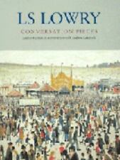 LS Lowry : Conversation Pieces by Andrew Lambirth (2004, Hardcover)