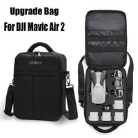 For DJI MAVIC Air 2 Waterproof Storage Bag Carrying Case+Shoulder Strap NEW