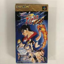 Final Fight Tough Super Famicom SNES Japan Video Game Free Shipping Rare Used