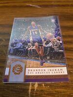 2016-17 Panini Excalibur BRANDON INGRAM Rookie Card RC #80 NMMT Lakers NBA