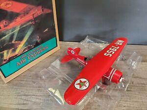 1929 Lockheed Air Express Wings Of Texaco Bank Collectable ERTL # 3801 Vintage