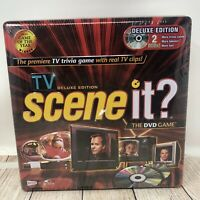 New Scene It The DVD Game: TV Edition (Deluxe Edition) (DVD / HD Video Game)