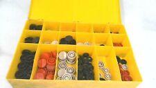 Shear Loc Miscellaneous Press Fit Thumb Screw Knobs Set Piece Knurled Knob Kit