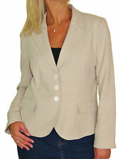 Blazers Single Breasted Casual Coats & Jackets for Women