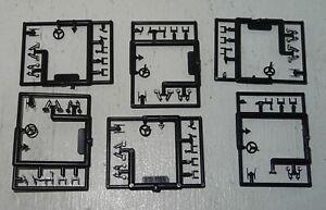 Bastelkonvolut Lenkräder, Spiegel, etc. am Giesast 1:87 (A545)