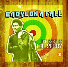 Lee Perry - Babylon A Fall (The Best Of Lee Perry) [CD]