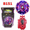 Beyblade Burst B-151 #01 Booster Vol17 Tact Longinus w/ LR String Launcher Gift