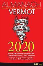 Almanach Vermot 2020 de Collectif | Livre | état bon