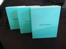 Tiffany & Co. Boxes 3in. x 3.75in.