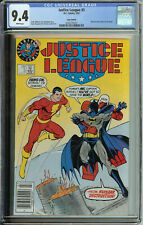 Justice League  3  CGC 9.4  WP Logo Variant