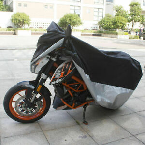 XL Large Motorcycle Cover Waterproof Motorbike Cover Free Shipping
