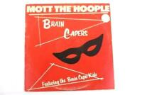 "Mott The Hoople - Brain Capers 1971 12"" Vinyl 33 RPM LP Record SD-8304"