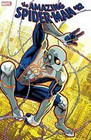AMAZING SPIDER-MAN #62 MARVEL WEAVER VAR 1:10 PRESALE SHIPS MARCH 24 2021