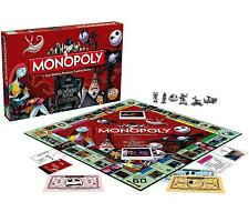 MONOPOLY The Nightmare Before Christmas (UK VERSION)