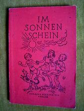 """""""Im Sonnenschein - Kinderlieder deutscher Dichter"""" (1948)"""