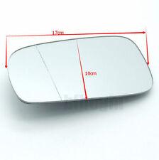 Left Door Side Heater Mirror Glass For VW Golf Bora Jetta MK4 Passat B5  99-04