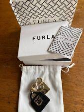 100% Genuine Guaranteed Brand New in Box with Bag FURLA KEY CHAIN