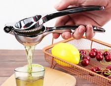 Lemon Presse Acciaio inox lime agrumi manuale FRULLATORE per bar cucina