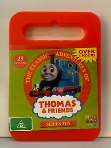 DVD The Classic Adventures of Thomas & Friends Series/Season 10 - FREE POST #P3
