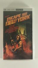 Escape from New York [UMD for PSP] PlayStaion UMD movie - Rare - Complete