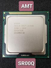 SR00Q Intel Core i5-2400 LGA1155 Quad Core 3.1GHz Desktop Processor CPU
