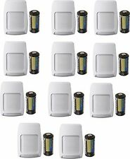 10 PK Honeywell-Wireless-Motion-5800PIR-RES