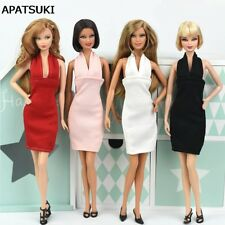 """Fashion Doll Clothes For 11.5"""" Doll Outfits Evening Dress For 1/6 Dollhouse Toy"""