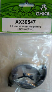 AXIAL 1,9 Reifengewicht Ring 43g AX30547 neu/ovp