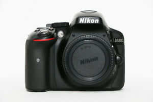 Nikon D5300 full spectrum modified for astrophotography, IR, UV photography.