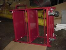 Dayton 3 Tier Platform Truck Powder Coat Red 146658