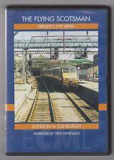 The Flying Scotsman (DVD) Railway DVD ~ Drivers Eye View ~ Cab Ride ~ Video 125