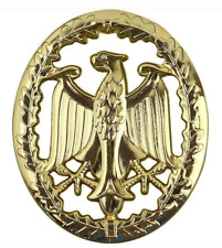 Vanguard GERMAN ARMED FORCES BADGE OF PROFICIENCY - GOLD