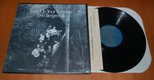 The Bergerfolk - Pack Up Your Sorrows - 1978 US Folkways Vinyl LP