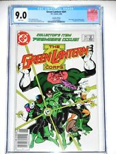 Green Lantern #201 CGC 9.0 1986 Canadian Price Variant 1st Appearance of KILOWOG
