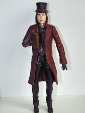 NECA Willy Wonka (Johnny Depp) Action Figure Charlie and the Chocolate Factory
