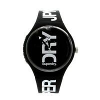 Superdry Black Urban Watch SYG189BW