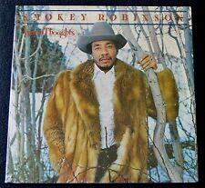 SMOKEY ROBINSON-WARM THOUGHTS-T8-367M1-FUNK,SOUL-SEALED LP