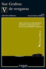 V de venganza (Andanzas / Adventures) (Spanish Edition)-ExLibrary