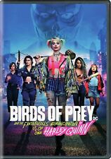 Birds of Prey: And the Fantabulous Emancipation of One Harley Quinn Dvd - New!